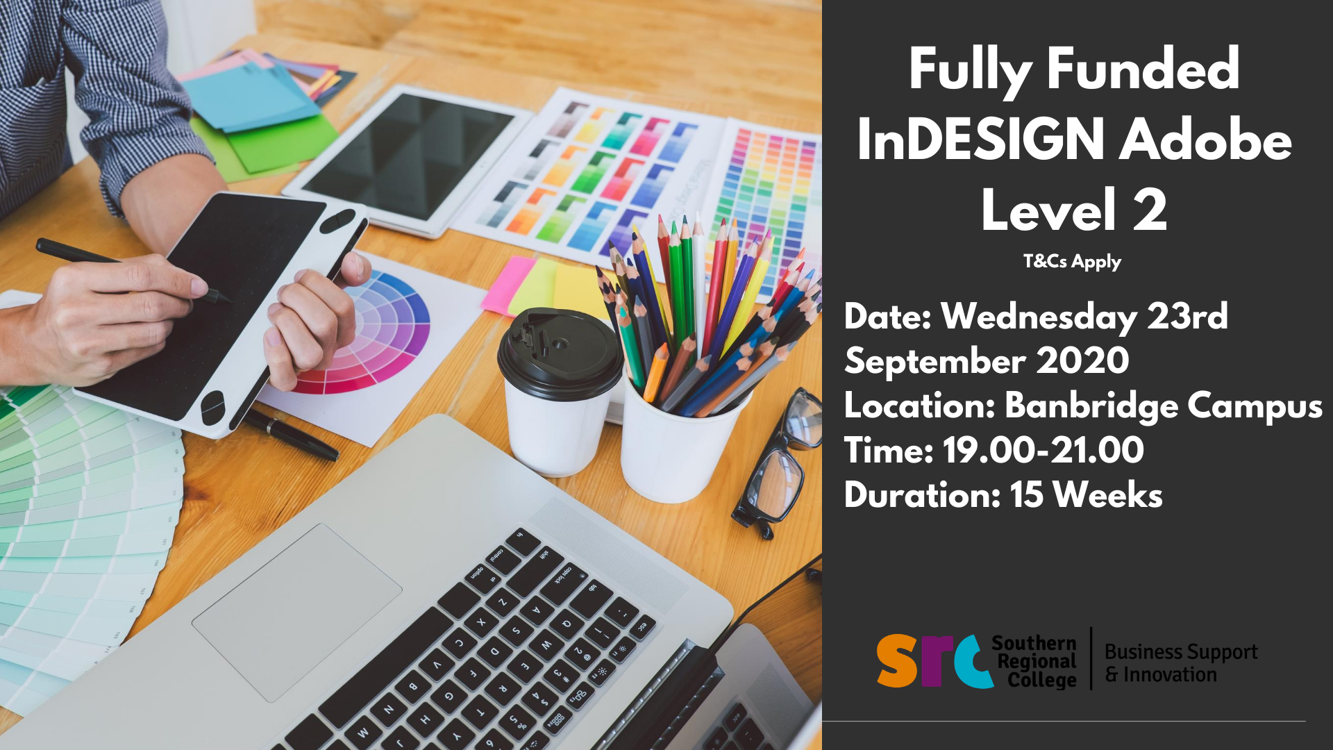 InDESIGN Course